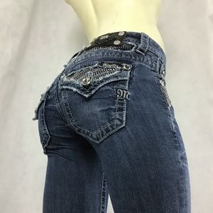 Miss Me Copped #3JEB133C Jeans Size 26 (z3)^